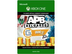 APB Reloaded: 816 G1C XBOX One [Digital Code]