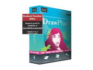 Serif Drawplus X4 Student & Teacher Edition