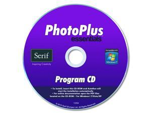 Serif PhotoPlus Essentials – 1 User for System Builders - OEM