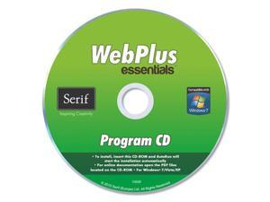 Serif WebPlus Essentials - 1 User for System Builders - OEM