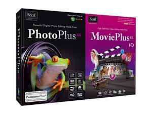 Serif PhotoPlus X4 & MoviePlus X5 Bundle
