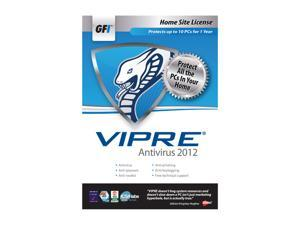 VIPRE Antivirus 2012 – 10 PCs