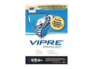 VIPRE Antivirus 2012 - 1 PC - Lifetime