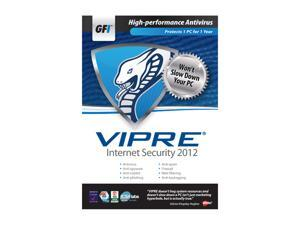 VIPRE Internet Security 2012 - 1 PC