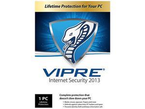 GFI VIPRE Internet Security 2013 - 1 PC - PC Lifetime