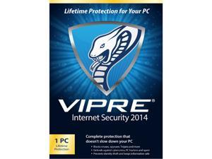 ThreatTrack Security VIPRE Internet Security 2014 - 1 PC - PC Lifetime - Download