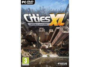 Cities XL Platinum Edition PC Game