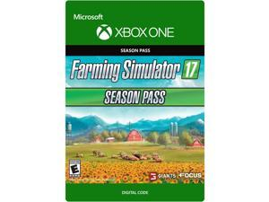 Farming Simulator 2017 Season Pass Xbox One [Digital Code]