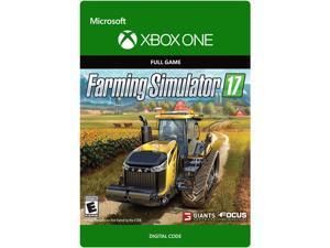 Farming Simulator 2017 Xbox One [Digital Code]