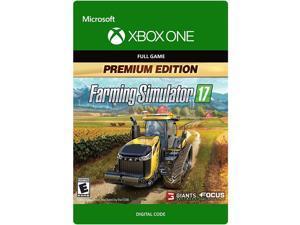 Farming Simulator 2017 Premium Edition Xbox One [Digital Code]