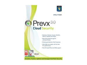 Prevx Cloud Security 3.0 - 3 User