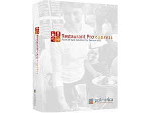 PC America PCA-LIC-PRO-RPE Restaurant Pro Express Version 12.5, Single License