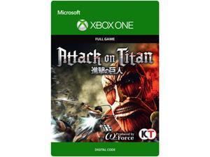 Attack on Titan Xbox One [Digital Code]