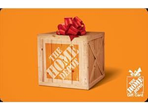 The Home Depot® $100 eGift Card