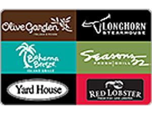 Darden $25.00 Gift Card (Email Delivery)