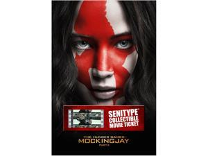 The Hunger Games: Mockingjay Part 2 Senitype Movie Tickets (Katniss)