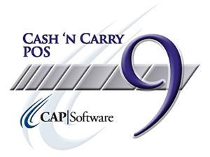 CAP software CASH N CARRY : 1-3 Users per Location