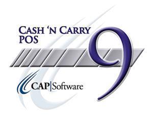 CAP software Cash'n Carry-Store Bundle - Includes 1 CNC Lic, 1 HCOM, 1 YR Support