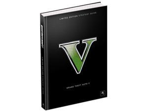 Grand Theft Auto V Limited Edition Strategy Guide BRADYGAMES