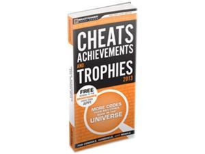 Cheats, Achievements, and Trophies 2013 Guide BRADYGAMES