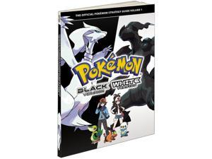 Pokemon Black Version & Pokemon White Version Volume 1 Official Game Guide