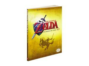 Legend Of Zelda: Ocarina of Time Official Game Guide