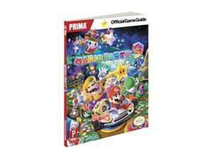 Mario Party 9 Official Game Guide