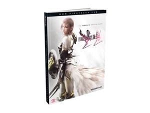 Final Fantasy XIII-2 Official Game Guide