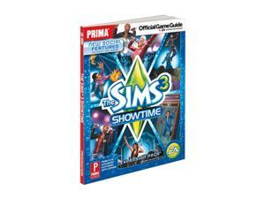 The Sims 3 Showtime Official Game Guide
