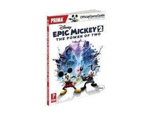 Epic Mickey 2 The Power of Two Official Game Guide