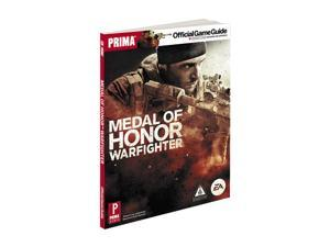 Medal of Honor: Warfighter Official Game Guide