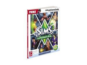 The Sims 3 Supernatural Official Game Guide