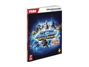 PlayStation All-Stars: Battle Royale Official Game Guide