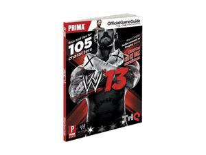 WWE '13 Official Game Guide