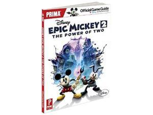 Epic Mickey 2: The Power of Two Collectors Edition Official Game Guide