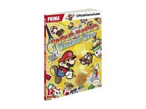 Paper Mario: Sticker Star Strategy Guide