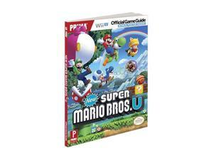 New Super Mario Bros. U Official Game Guide PRIMA GAMES