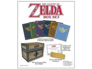 The Legend of Zelda Strategy Guide Box Set