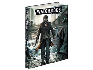 Watch Dogs Collector's Edition Official Strategy Guide PRIMA GAMES