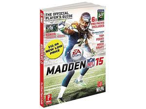 Madden NFL 15 Official Game Guide