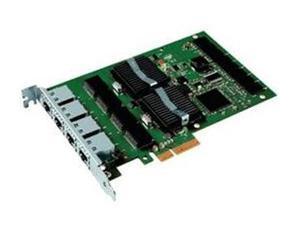 Intel EXPI9404PTBLK 10/ 100/ 1000Mbps PCI-Express PT Quad Port Server Adapter