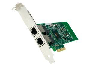 Intel E1G42ET 10/ 100/ 1000Mbps PCI-Express Dual Port Server Adapter