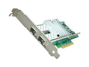 Intel E10G42BTDA 10Gbps PCI Express 2.0 x8 Server Adapter X520-DA2