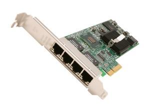 Intel E1G44ET2BLK 10/100/1000Mbps PCI-Express Gigabit ET2 Quad Port Server Adapter