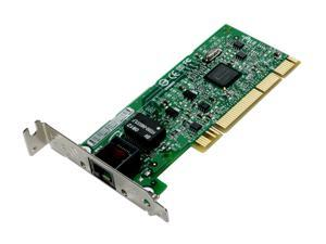 Intel PWLA8391GTL 10/100/1000Mbps PCI Desktop Adapter PRO/1000 GT Low Profile