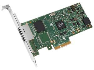 Intel I350F2 10/100/1000Mbps PCI Express x4 Ethernet Server Adapter