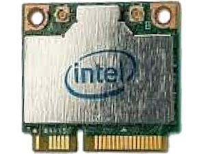 Intel 7260.HMWANWB.R IEEE 802.11 Dual Band N600 Mini PCI Express Wi-Fi plus Bluetooth 4.0 Combo Adapter, 2.4GHz 300Mbps/5GHz 300Mbps