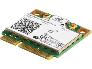 Intel 3160 Mini PCI Express Dual Band Wireless-AC 3160 Plus Bluetooth