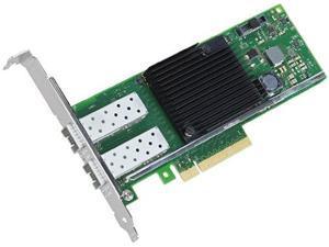 Intel X710DA2BLK PCIe 3.0, x8 Dual port Ethernet Converged Network Adapter