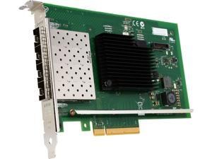 Intel X710DA4FHBLK PCIe 3.0, x8 Quad port Ethernet Converged Network Adapter Quad-Port 10GbE Low profile